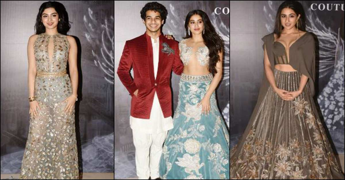4ce2aa5698 10 Bollywood Celebs Who Looked Stunning In Manish Malhotra Outfits