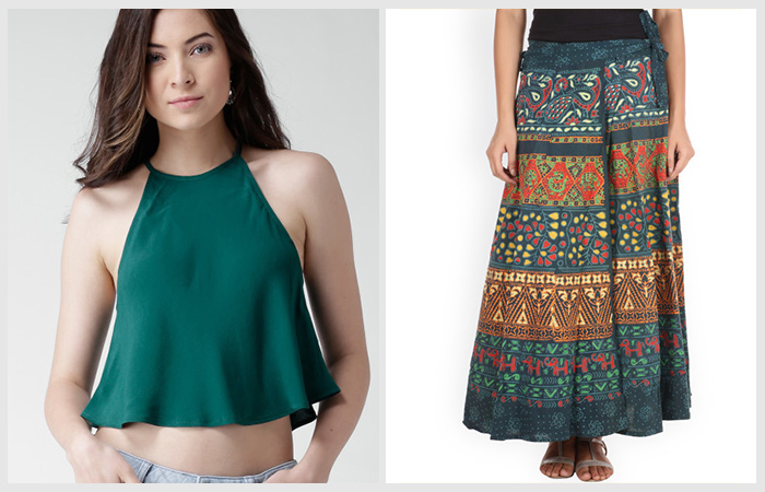 Crop-Tops-And-Skirts