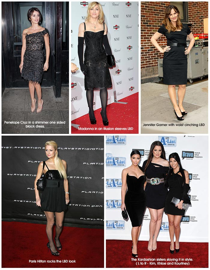 Hollywood-Celebrities-Who-Rocked-The-Little-Black-Dress