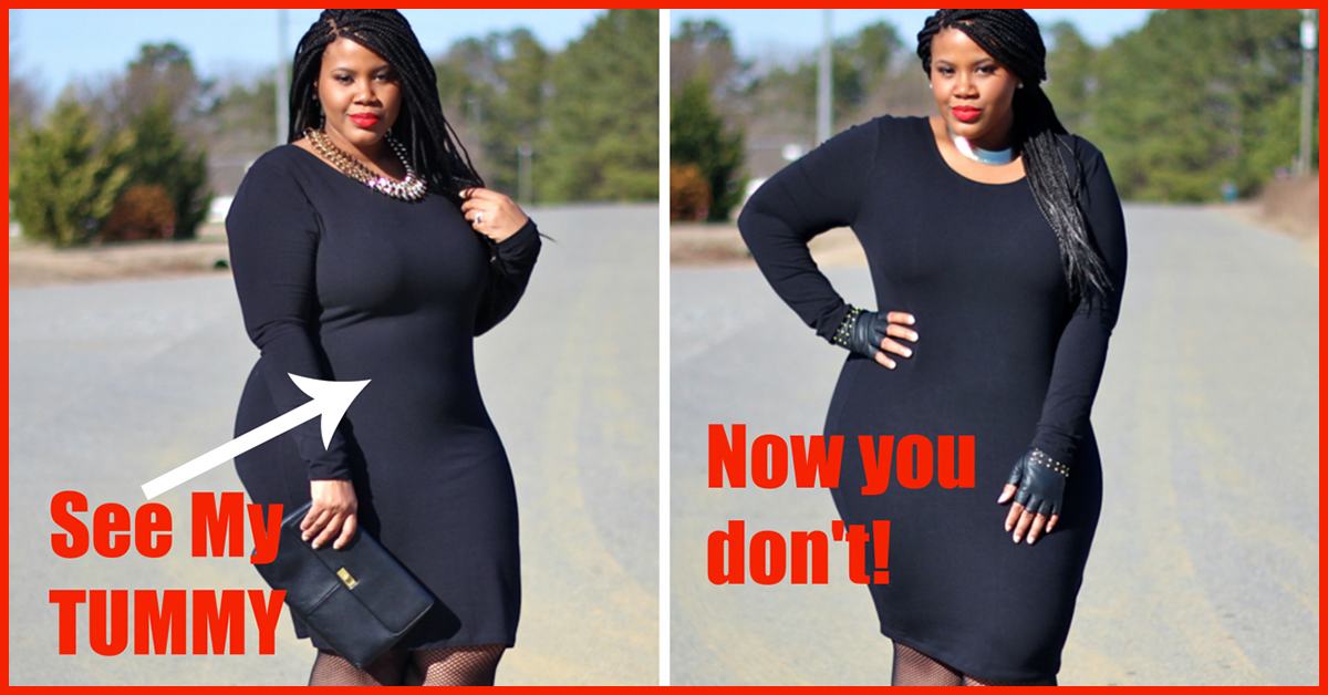 How To Dress To Hide Belly Fat 7 Tips And Ideas