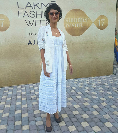 Kiran-Rao-Spotted-In-Gauze-Dress