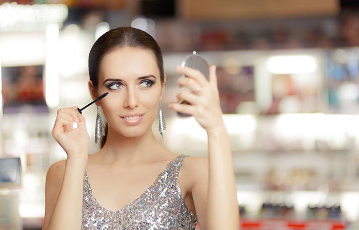 Liquid-Eyeliner-And-Mascara