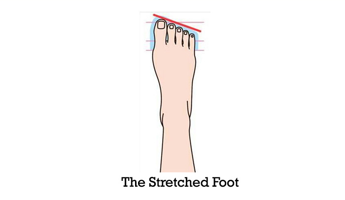 The-Stretched-Foot