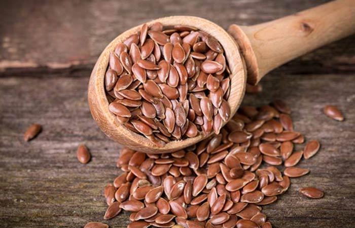 1. Flax Seeds
