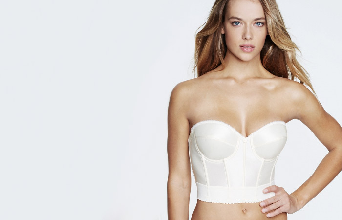 Types Of Bra - Longline Bra