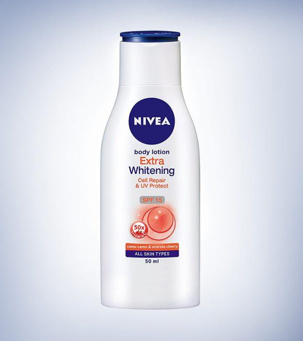 Nivea Extra Whitening Body Lotion Spf 15 Review