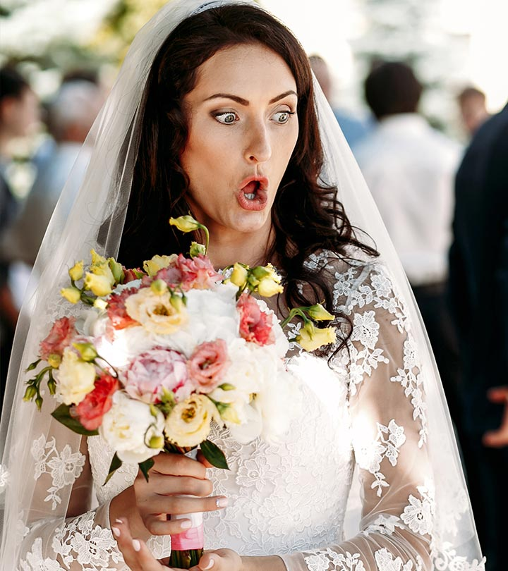 15 Things You Should Never Wear To A Wedding