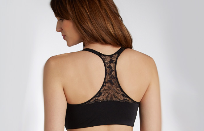 Types Of Bra - Racerback Bra