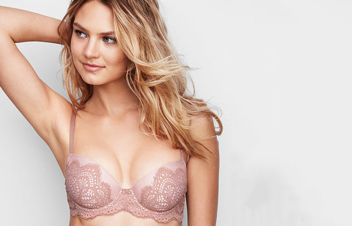 Types Of Bra - Demi Bra