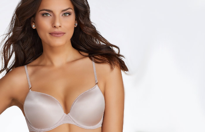 Types Of Bra - Underwire Bra