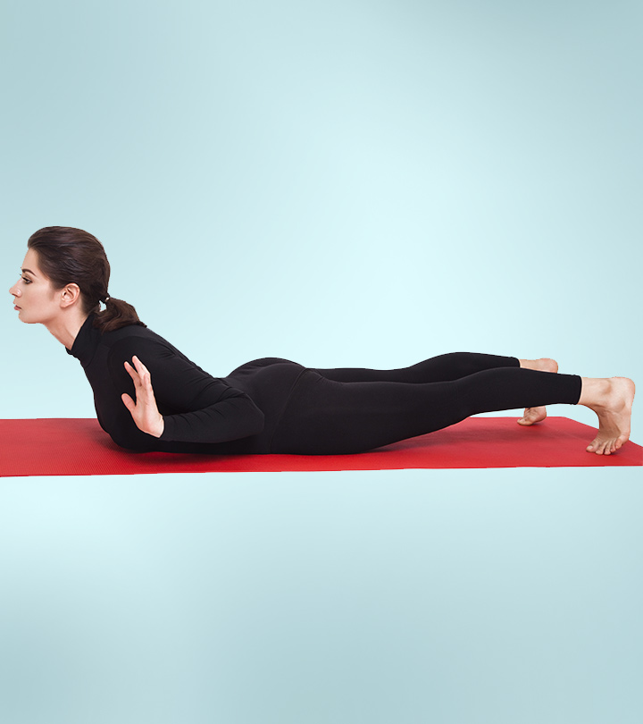 How To Do The Makarasana And What Are Its Benefits?