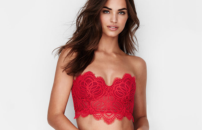 Types Of Bra - Bralette Bra
