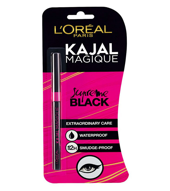 L'Oreal Paris Kajal Magique Review