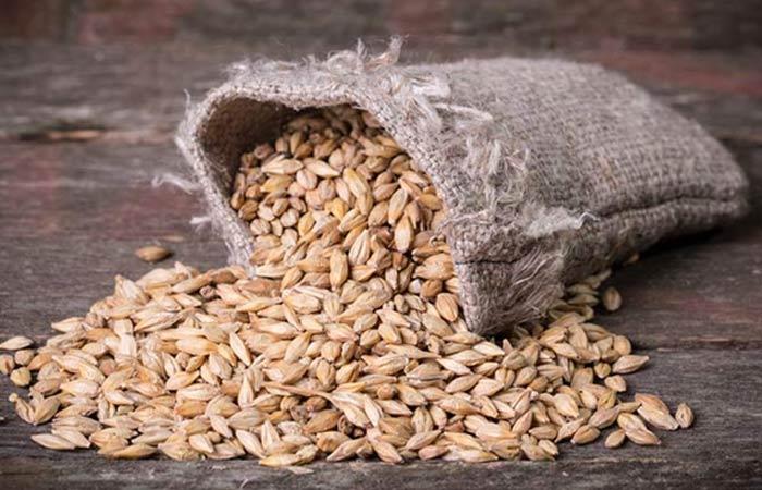 5. Barley