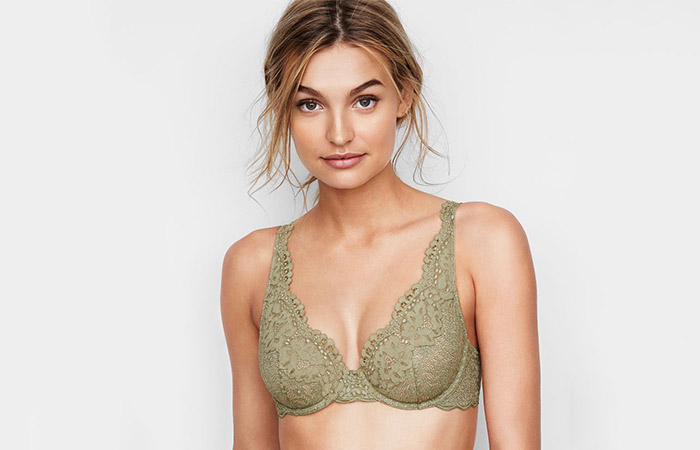 Types Of Bras - Lace Bra