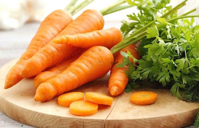 7. Carrot