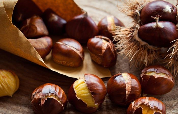 7. Chestnuts
