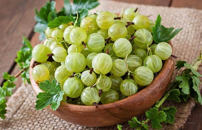 7. Gooseberries