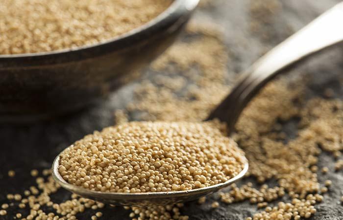 Fiber Rich Foods For Weight Loss - Amaranth