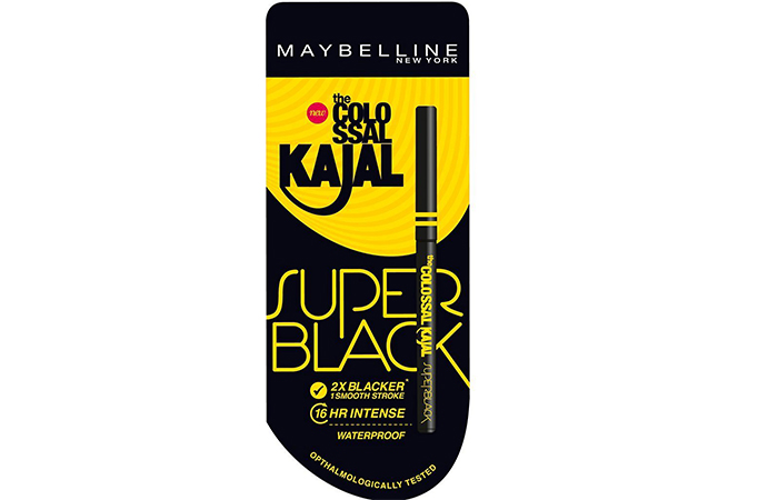 Maybelline Colossal Kajal Super Black