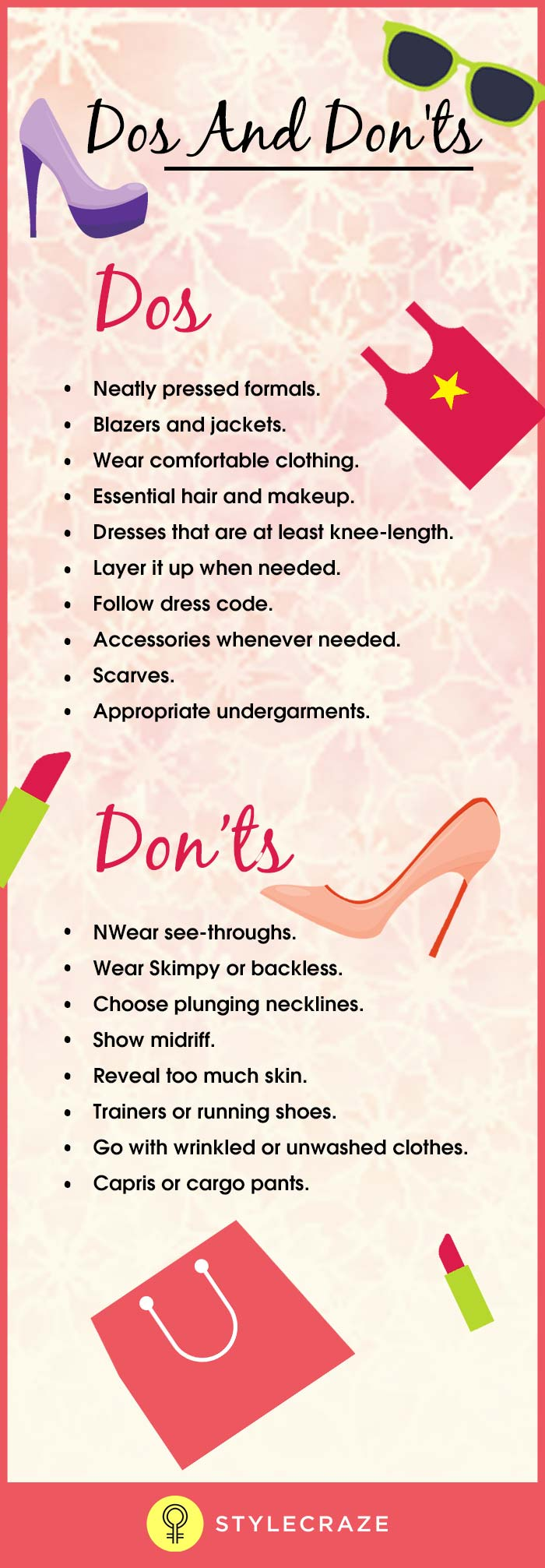 Dos-And-Don'ts