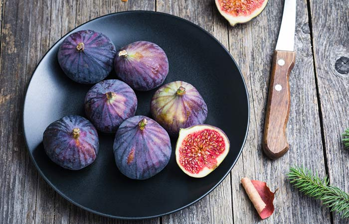 Fiber Rich Foods For Weight Loss - Figs