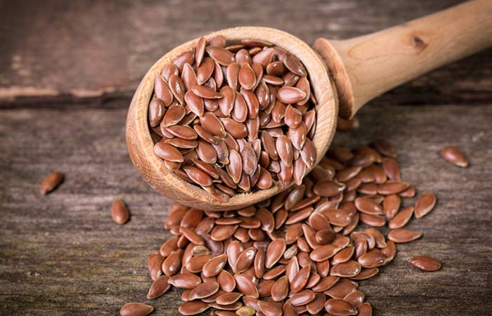 Fiber Rich Foods For Weight Loss - Flax Seeds