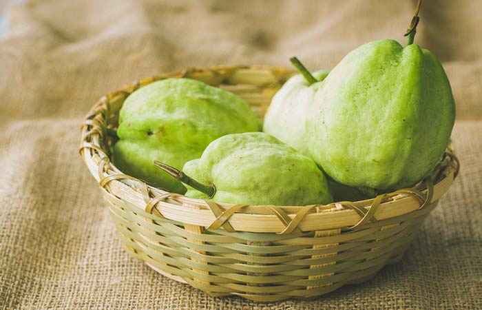 Fiber Rich Foods For Weight Loss - Guava