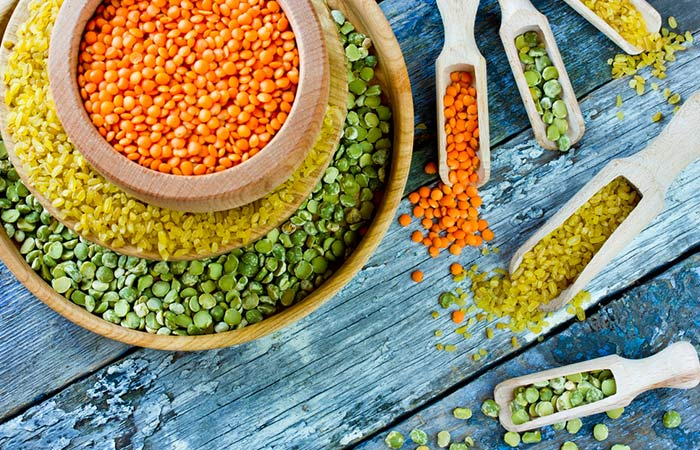 Fiber Rich Foods For Weight Loss - Lentils