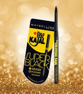 Maybelline Colossal Kajal Super Black Review