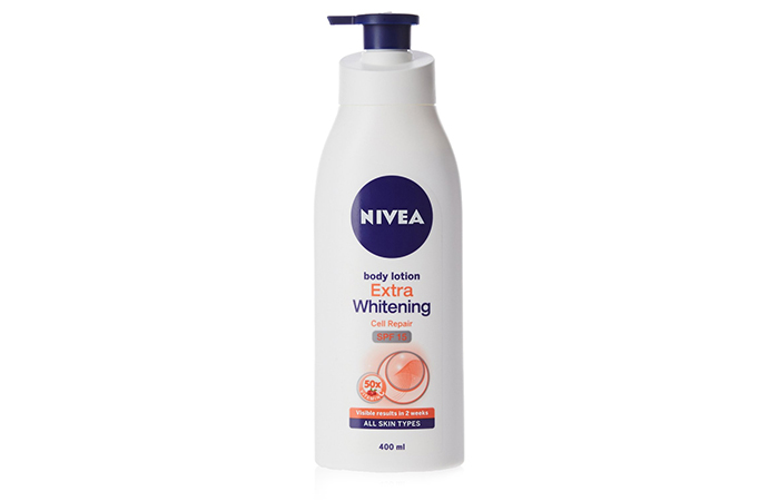 Nivea Extra Whitening Cell Repair and UV Protect Vit C Body Lotion