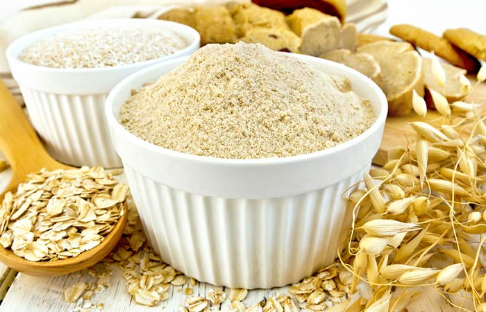 Fiber Rich Foods For Weight Loss - Oat Bran