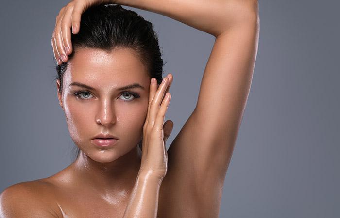Nivea Extra Whitening Body Lotion For Oily Skin