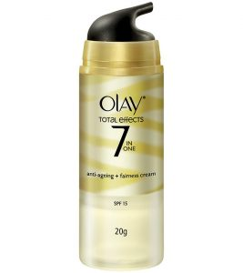 Olay Total Effects 7 in One Anti-Ageing Fairness Cream Review