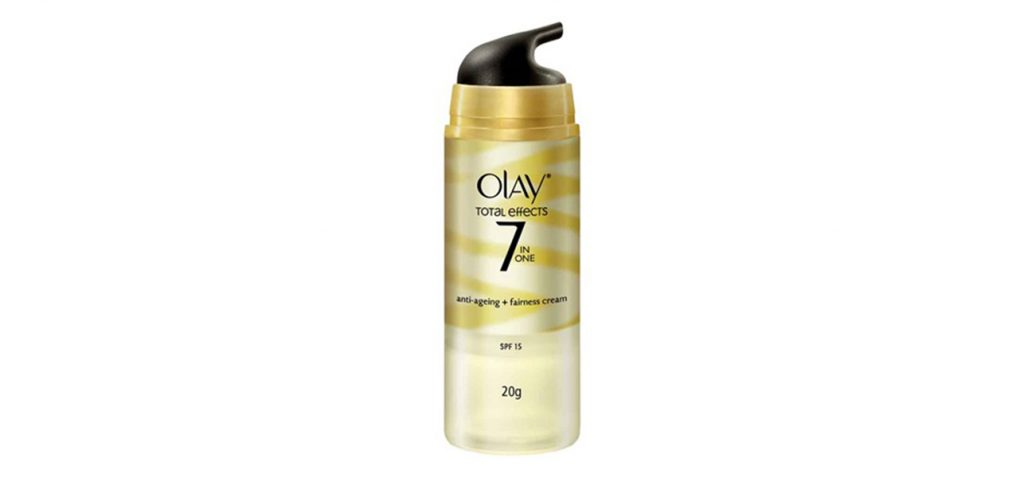 Olay Total Effects 7 In One Anti Ageing Fairness Cream Review