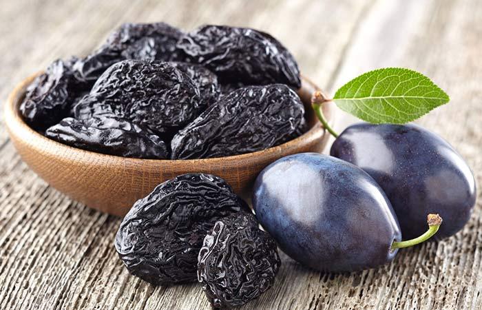 Fiber Rich Foods For Weight Loss - Prune