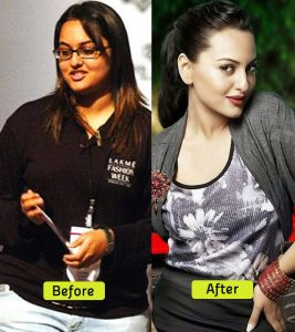 Sonakshi Sinha Weight Loss Secrets – Diet & Workout Plan