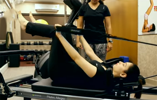 Tamannaah's-Workout-Plan
