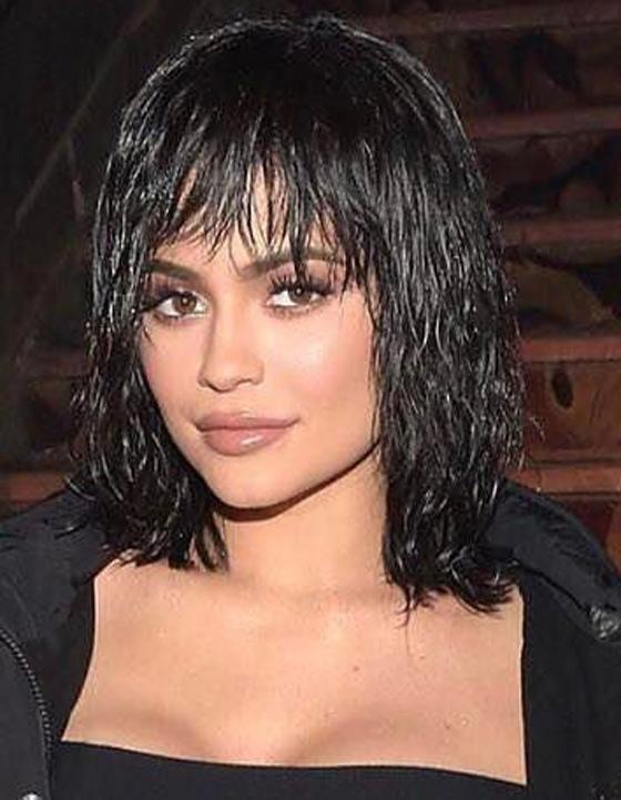 Wet-Hair-Look