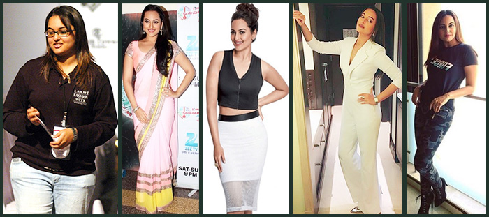 What Inspired Sonakshi To Lose Weight