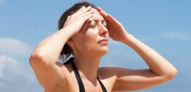 How To Treat Heat Stroke (Sunstroke) At Home