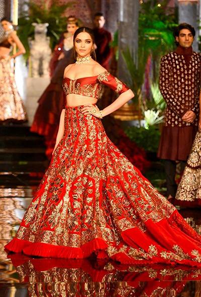 20 Best Manish Malhotra's Bridal Collection - Lehengas & Dress