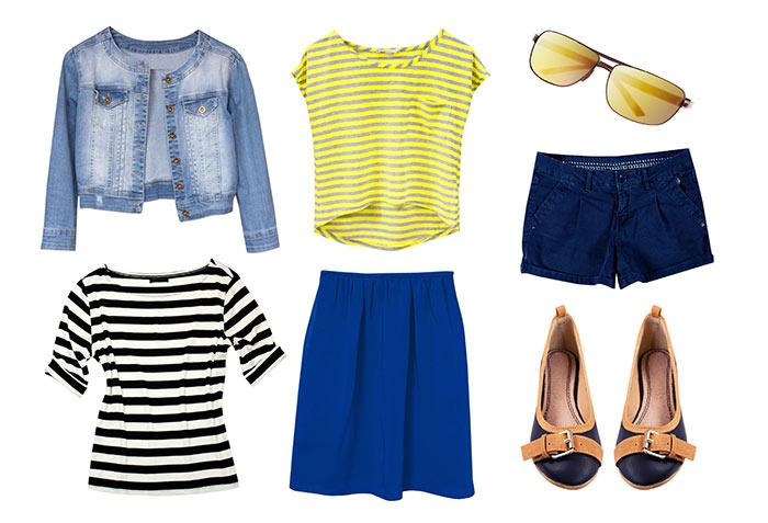 How To Build A Capsule Wardrobe – Summer Capsule Wardrobe
