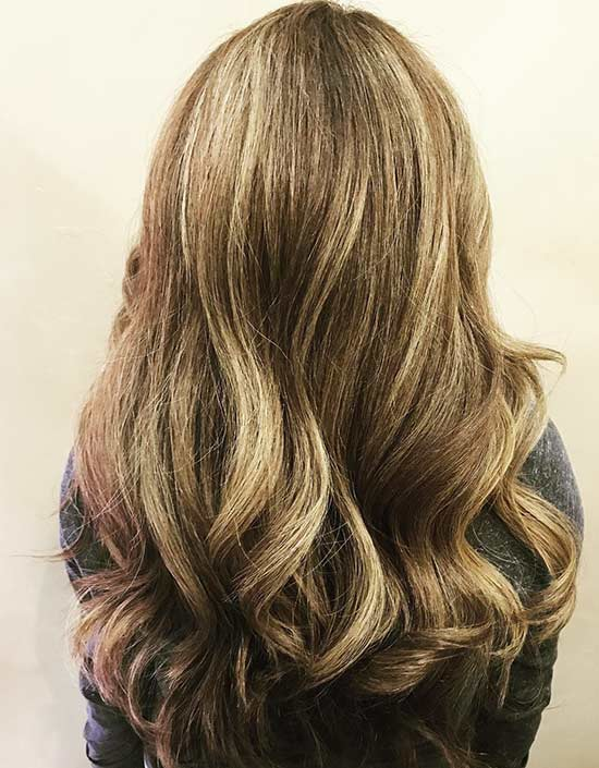 30 breathtaking ideas for styling your caramel highlights caramel highlights on light blonde pmusecretfo Images