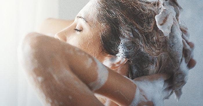 10. Smart Hairwash Tricks