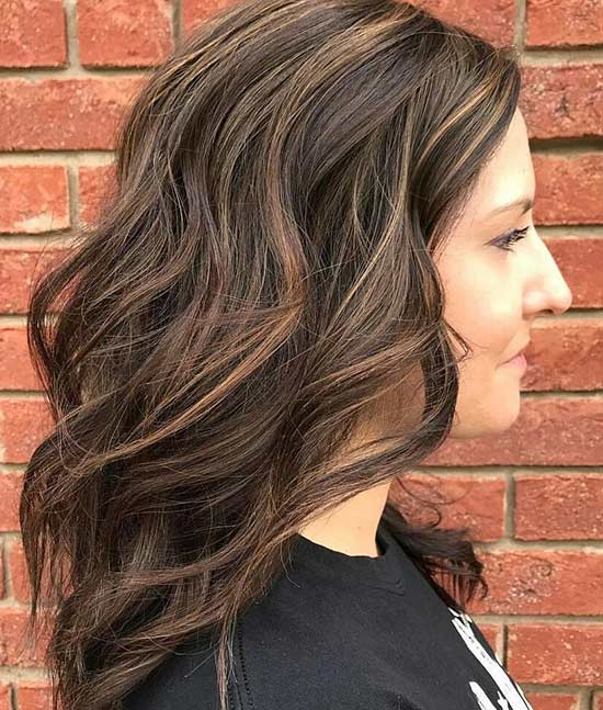 30 breathtaking ideas for styling your caramel highlights caramel on chocolate pmusecretfo Images