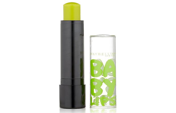 Maybelline Baby Lips Lip Balm - Minty Sheer Shade