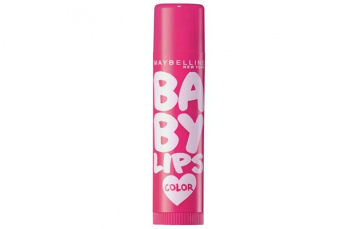 Maybelline Baby Lips Lip Balm - Neon Rose Shade