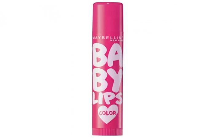 Maybelline Baby Lips Lip Balm - Neon Rose Shade