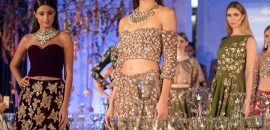20 Best Outfits From Manish Malhotra